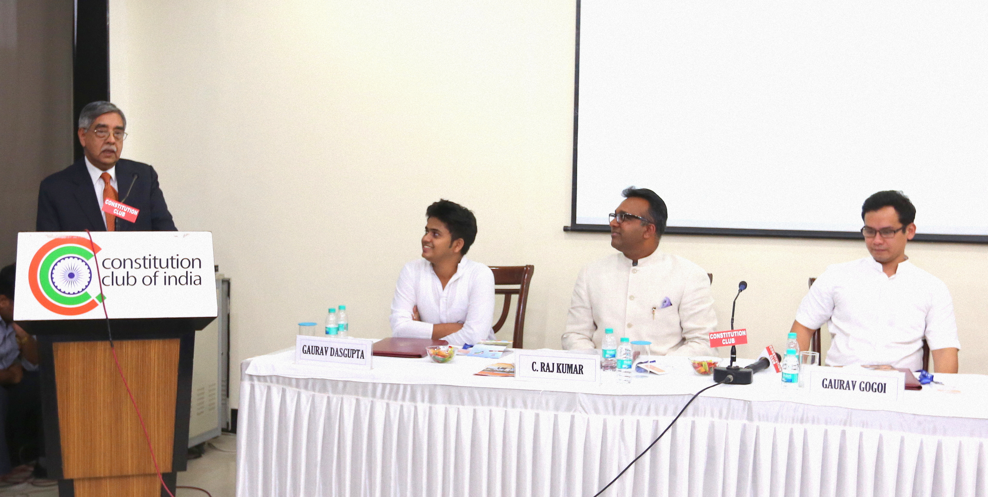 YFFP- Jindal Foreign Policy Fellowship Program Commences, 8 Fellows Begin Research