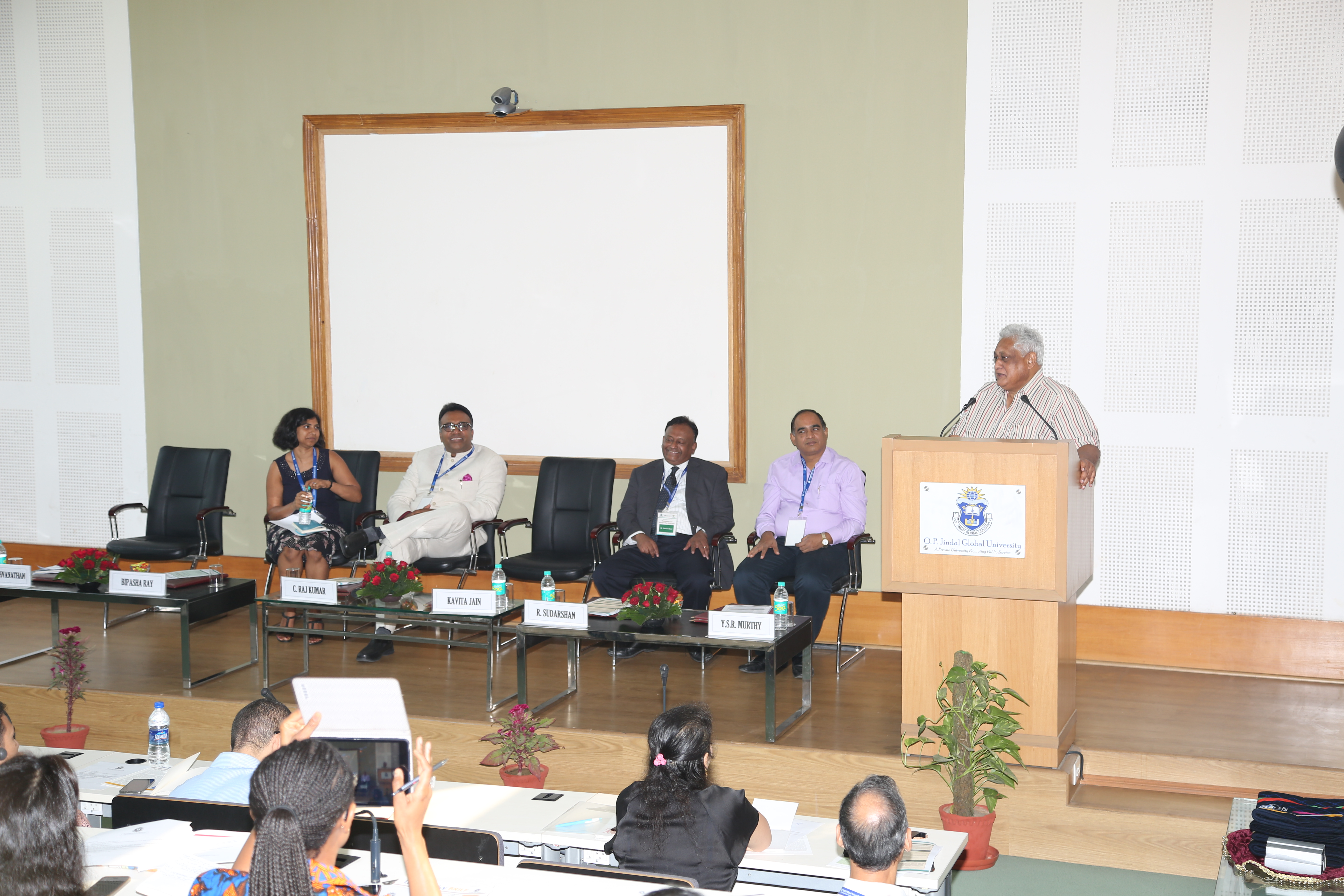 """India: A large agrarian economy with largest number coping with hunger   Conference on """"Reimagining and Reinvigorating Rural India"""""""