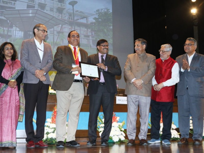 JGU SECURES TOP RANK  IN SWACHH CAMPUS RANKING 2019 FOR 3RD YEAR IN A ROW