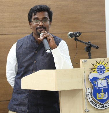 The transformation of Srikanth Geedikanti- the social activist and political consultant